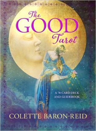 Colette Baron-Reid - The Good Tarot - 78 Card Deck & Guidebook